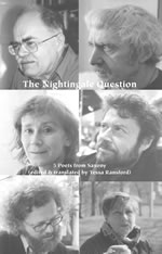 The Nightingale Question : 5 Poets from Saxony